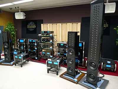شکل 1 -انواع سیستم صوتی