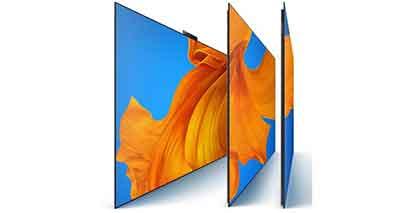 شکل1- تلویزیون هوشمند اولد هواوی