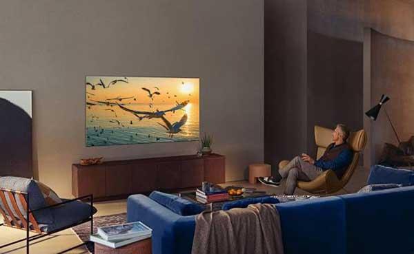 شکل- تلویزیون های Neo QLED