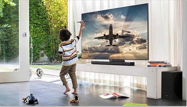 شکل – تلویزیون های ۲۰۲۱ سامسونگ